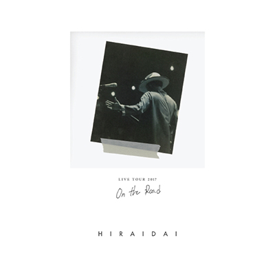 LIVE TOUR 2017 ON THE ROAD(DVD)