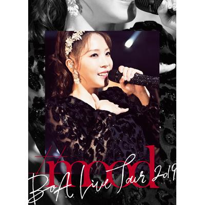 BoA LIVE TOUR 2019 #mood【DVD(スマプラ対応)】