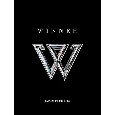 WINNER JAPAN TOUR 2015【初回生産限定盤】(3枚組DVD+2枚組CD+スマプラ)