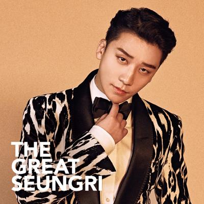 THE GREAT SEUNGRI【ツアー会場限定盤(ジャケットA)】(CD)