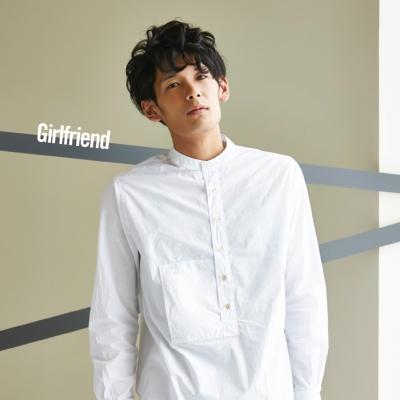 Girlfriend [CDのみ](ジャケット写真:木全寛幸)※mu-moショップ・イベント会場限定盤