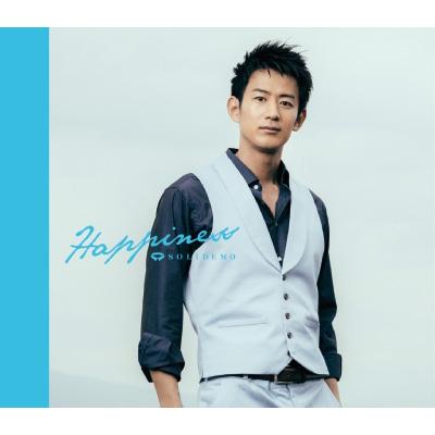 <mu-moショップ・イベント会場限定商品>Happiness【佐脇ジャケver.】(CD)