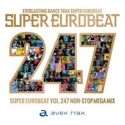 SUPER EUROBEAT VOL.247(2枚組CD)