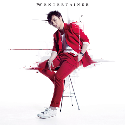 The Entertainer【CDアルバム+Blu-ray 】