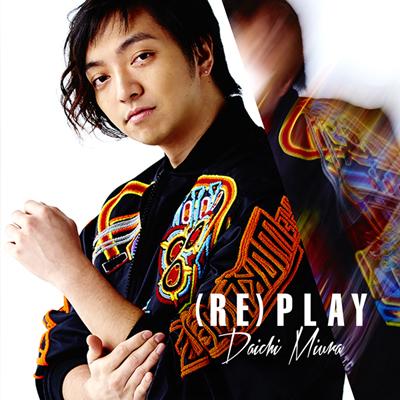 (RE)PLAY(CDシングル+DVD / MUSIC VIDEO盤)