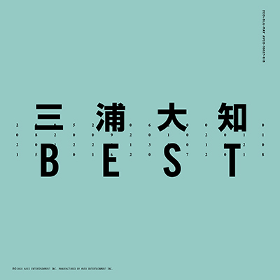 BEST(2枚組CD+Blu-ray)(スマプラ対応)