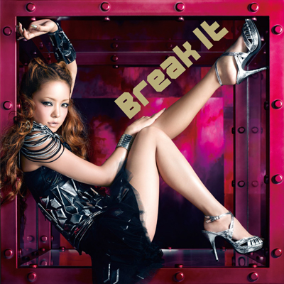 Break It/Get Myself Back(CD+DVD)