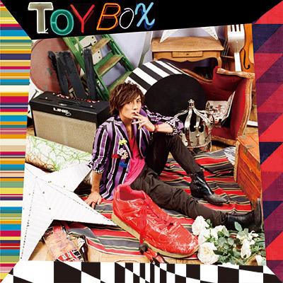 TOY BOX[CD+DVD(ミュージッククリップ他)]