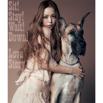 Sit!Stay!Wait!Down! /Love Story(CD+DVD)