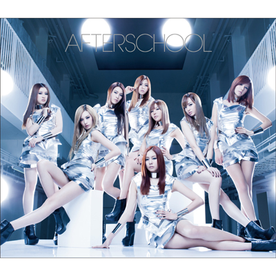 Rambling girls/Because of you <Because盤>