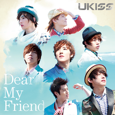Dear My Friend 【CD+DVD】