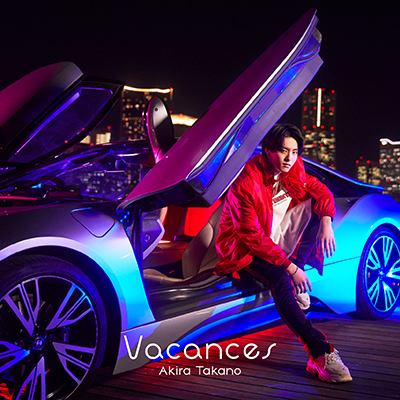 【CD Only盤】Vacances(CD)