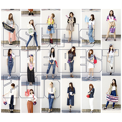 BsGirls THE BEST 2016(CD+DVD)