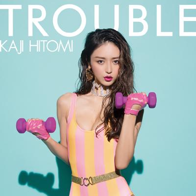 TROUBLE(CD+DVD)