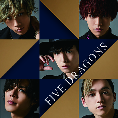 FIVE DRAGONS(CD+DVD)