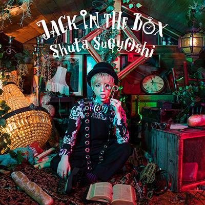 JACK IN THE BOX(CD+スマプラ)