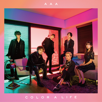 COLOR A LIFE(CD+スマプラ)