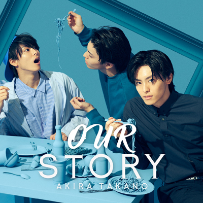 OUR STORY DVD付B盤