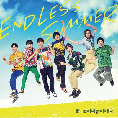【初回盤B(CD+DVD)】ENDLESS SUMMER