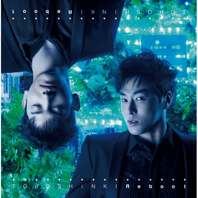 Reboot【通常盤】(CDシングル+DVD)(スマプラ対応)