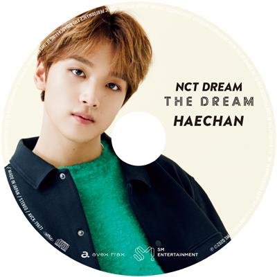 THE DREAM HAECHANver.(CD+スマプラ)【初回生産限定盤】