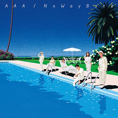 No Way Back【初回生産限定盤】(アナログレコード)
