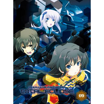 トータル・イクリプス 第9巻 初回限定盤【Blu-ray】