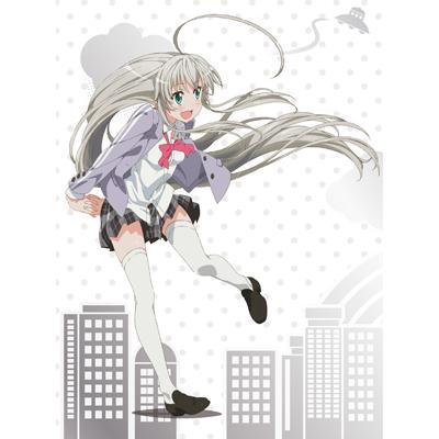 這いよれ!ニャル子さんW 1 【初回生産限定版】(Blu-ray+CD)
