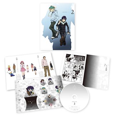 ノラガミ 2【Blu-ray】