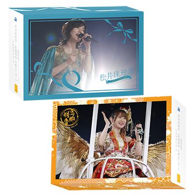 SKE48 松井珠理奈 / 高柳明音卒業コンサート in 日本ガイシホール (Blu-ray6枚組)