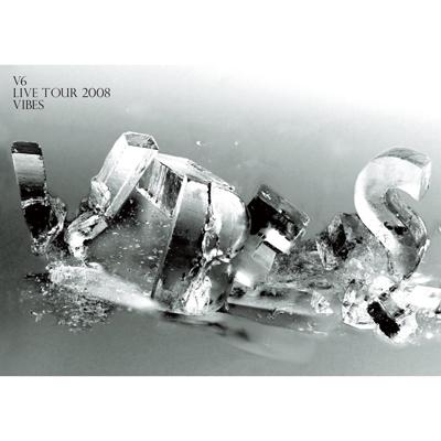 V6 LIVE TOUR 2008 VIBES(Blu-ray)