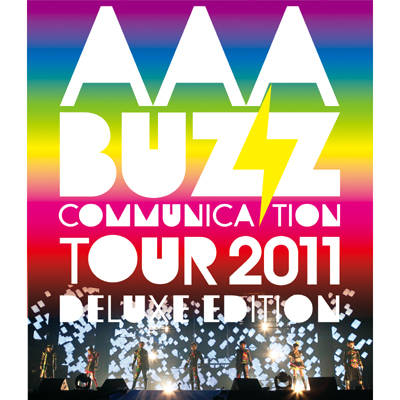 【Blu-ray】AAA BUZZ COMMUNICATION TOUR 2011 DELUXE EDITION