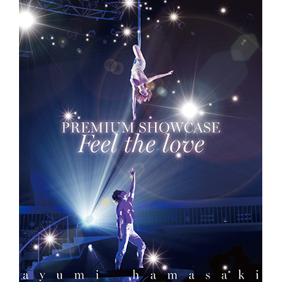 ayumi hamasaki PREMIUM SHOWCASE ~Feel the love~ 【Blu-ray】