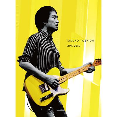 吉田拓郎 LIVE 2016(Blu-ray+2枚組CD)