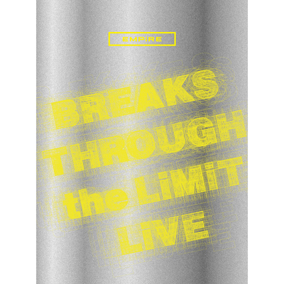 EMPiRE BREAKS THROUGH the LiMiT LiVE<初回生産限定盤>【Blu-ray+CD+PHOTOBOOK [BOX仕様]】
