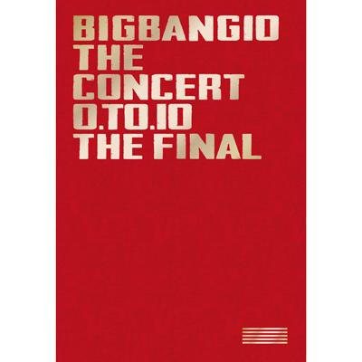 BIGBANG10 THE CONCERT : 0.TO.10 -THE FINAL-【初回生産限定盤】(3枚組Blu-ray+2枚組CD+PHOTO BOOK+スマプラ)