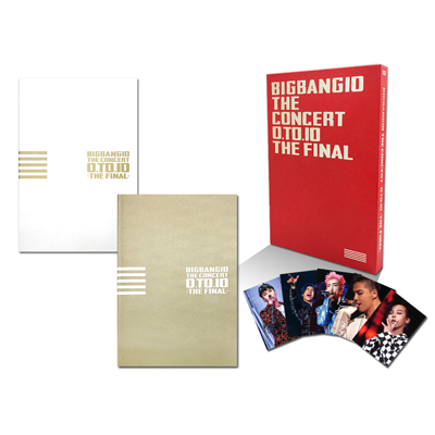 BIGBANG10 THE CONCERT : 0.TO.10 -THE FINAL-【初回生産限定盤】(3枚組Blu-ray+2枚組CD+PHOTO BOOK+スマプラ)