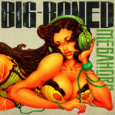 BIG-BONED【CD】