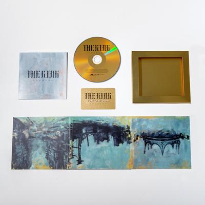 The KING【初回生産限定盤】(CD+スマプラ)