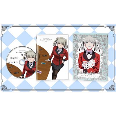 賭ケグルイ DVD 6