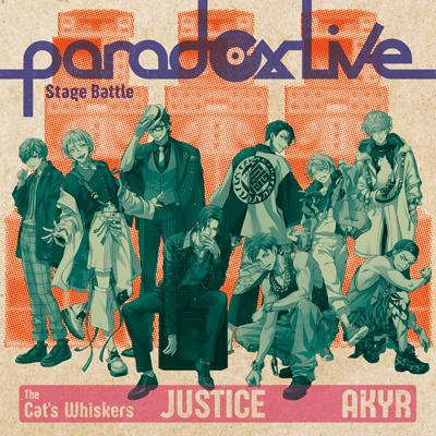 Paradox Live Stage Battle