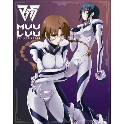 【数量限定】TVアニメ『マブラヴ オルタネイティヴ』Blu-ray Box II武御雷クリアver.プラモデル付 *豪華版(Blu-ray+プラモデル付)