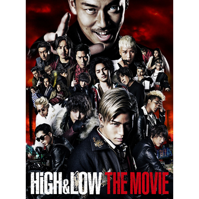 HiGH & LOW THE MOVIE(2DVD)