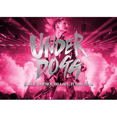 EXILE SHOKICHI LIVE TOUR 2019  UNDERDOGG【初回生産限定盤】(2枚組DVD)