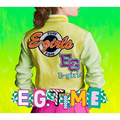 E.G. TIME(CD+Blu-ray)