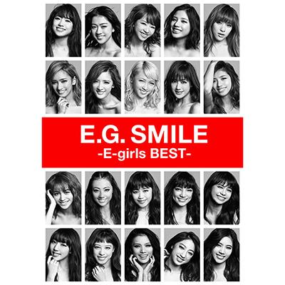 E.G. SMILE -E-girls BEST-(2CD+3Blu-ray+スマプラミュージック+スマプラムービー)