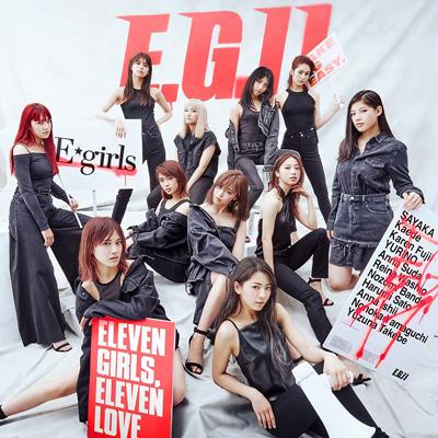 E.G.11(2CD:スマプラ)