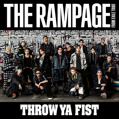 THROW YA FIST(CD+DVD)