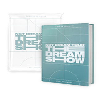 "【韓国盤】NCT DREAM TOUR ""THE DREAM SHOW"" CONCERT PHOTOBOOK & LIVE ALBUM(PHOTOBOOK+2CD)"