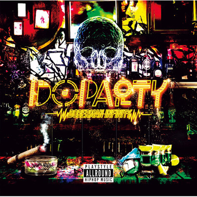 DO PARTY【通常盤】(CD)